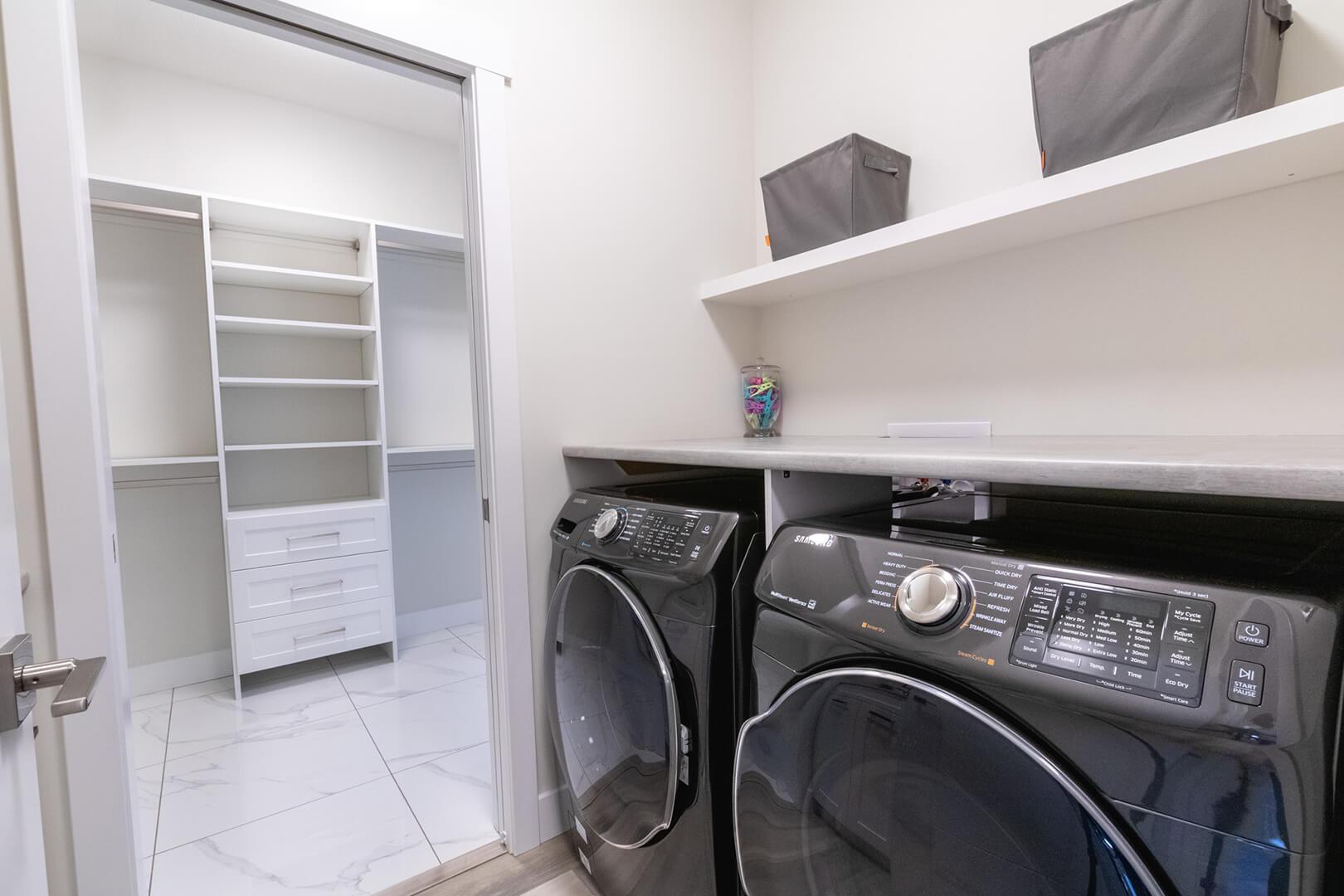 Laundry Room Rococo Homes